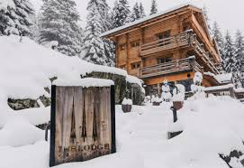 ski into the lodge in verbier this winter virgin limited edition