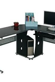 Workstation Computer Desk Hlc L Shaped Corner Home Office Workstation Computer Desk With