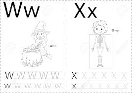 Free Alphabet Tracing Worksheets Images Of Alphabet Handwriting Worksheets A To Z Worksheet And