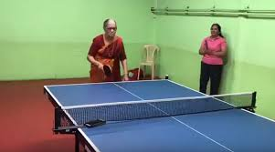 Table Tennis Video Smashing At 69 Former Indian Table Tennis Player U0027s Skills