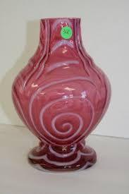 Antique Cranberry Glass Vase 501 Best Cranberry Glass Images On Pinterest Cranberry Glass