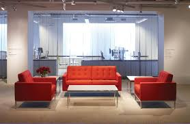 knoll sofa florence knoll two seater sofa design within reach