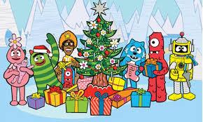 yo gabba gabba holiday show