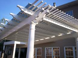 Concrete Pergola Designs by Pergola Design Ideas Pergola Shade Panels Awesome Construction