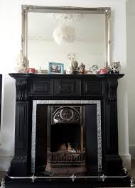 Shabby Chic Fireplaces by Modern Shabby Chic Fireplace Customer Diy Project