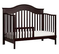 Cribs That Convert To Toddler Bed Davinci Brook 4 In 1 Convertible Crib With Toddler Bed Conversion