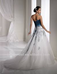 teal wedding dresses white and teal corset back wedding dresses really like this one