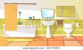 home interior vector vector bathroom interior vector photo bigstock
