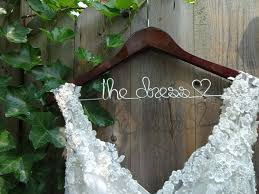 Wedding Dress Hanger Top 10 Best Personalized Wedding Hangers