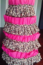 ruffled streamers best 25 pink leopard party ideas on pink girl
