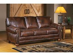 Rustic Leather Sofas Living Room Furniture Sets Rustic Modern Furniture
