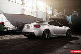 subaru crosstrek custom wheels vossen wheels subaru brz vossen cv3r