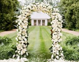 wedding arches etsy flower arch etsy