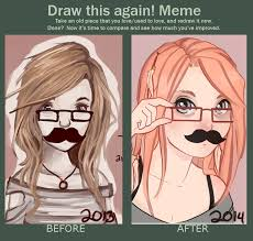 Tumblr Meme - meme before and after tumblr and things by avannteth on deviantart