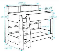 dimension chambre enfant taille chambre enfant bonnesoeurs design lit maison dimensions