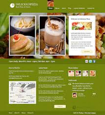 25 best html website templates for cafe bar u0026 restaurant web