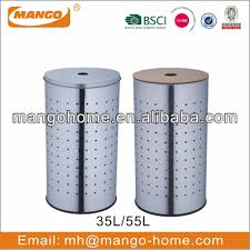 stainless steel laundry hamper metal laundry hamper metal laundry hamper suppliers and