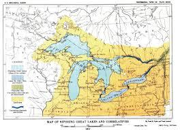 Wisconsin Lake Maps Nipissing Great Lakes Wikipedia
