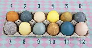 naturally dyed easter eggs nugget markets daily dish