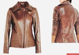light brown leather jacket womens arrow women elegant jackets tan brown leather jacket 9979798733