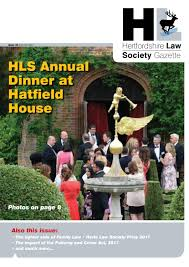 What Is An In Law House Herts Law Society Gazette Issue 35 By Epc Studio Issuu