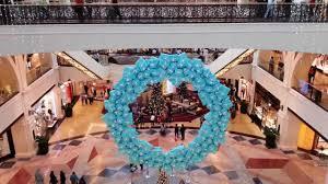 dubai mall of emirates decorations