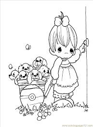 precious moments baby coloring pages interesting cliparts