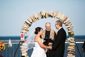 wedding backdrop book creative uses for books other than reading