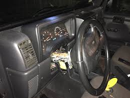 1997 jeep wrangler problems jeep wrangler turn signal switch replacement