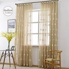 Window Treatment For Bedroom Online Get Cheap Sheer Curtains Colors Aliexpress Com Alibaba Group