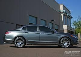 honda accord 2011 custom 2011 honda accord with 20 enkei majesty in chrome wheels wheel