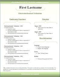 pdf resume template free pdf resume restama info