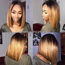 Sew In Bob Hairstyle Best 25 Blunt Cuts Ideas Only On Pinterest Blonde Lob Blunt