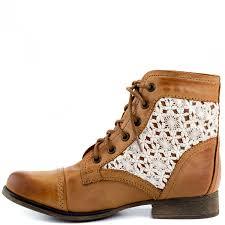 womens hiking boots payless thundr c cognac multi steve madden 99 99 free shipping