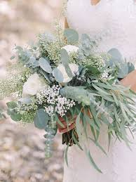 the prettiest greenery bouquets we ve seen