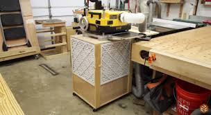 box fan filter woodworking how to build a diy air cleaner for your workshop
