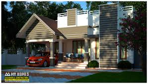 Low Cost House Plans With Estimate Low Budget House With Plan Kerala Including Cost Plans Estimate
