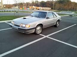 1988 mustang 5 0 horsepower ford mustang svo