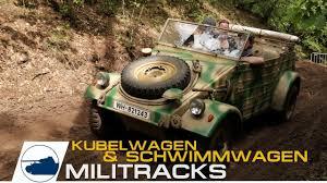 vw kubelwagen vw kubelwagen u0026 schwimmwagen militracks 2017 youtube