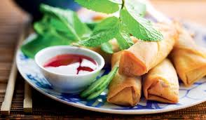 cuisiner des nems 8 nems aux légumes surgelés cuisine évasion picard