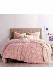 Pink And Grey Comforter Set Pink Bedding Nordstrom