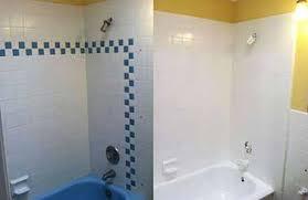 Tile A Bathroom Shower Bathroom Shower Tile Reglazing Refinishing Resurfacing