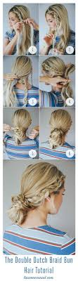 step by step easy updos for thin hair best 25 cute bun hairstyles ideas on pinterest cute simple