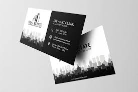 Real Estate Business Cards Templates Free by Creative Real Estate Business Card Business Card Templates