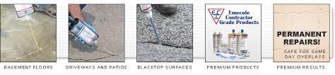 concrete repair products contractor grade concrete