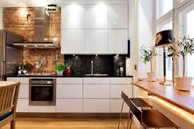 Kitchen Wallpaper Designs Ideas by Bathroom Kitchen Brick Lovely Images About Brick Kitchen Ideas