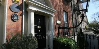 Bed And Breakfast Dublin Ireland Five Star Luxury Bed And Breakfasts Dublin Fivestar Ie