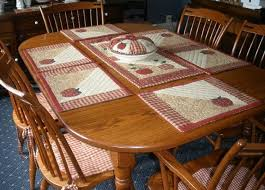 Best PLACEMATS NAPPERONS Images On Pinterest Table Runners - Dining room table placemats