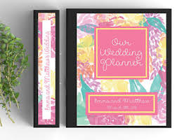 wedding organizer binder wedding binder etsy