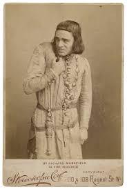 mr richard mansfield as king richard iii in shakespeare u0027s king